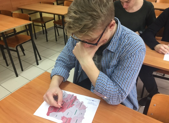 Geografia doświadczalna